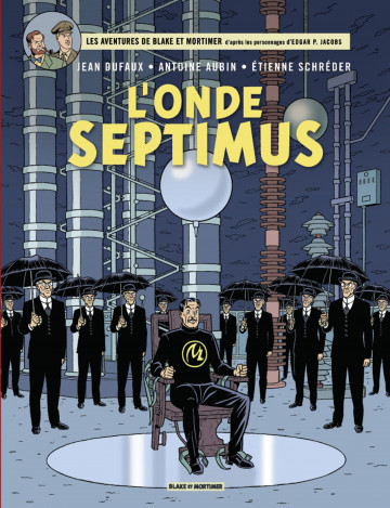 L'Onde Septimus - Tome 22 | Jean Dufaux