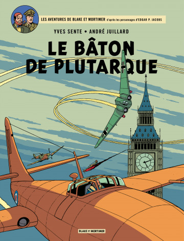 Le Bâton de Plutarque - Tome 23 | André Juillard