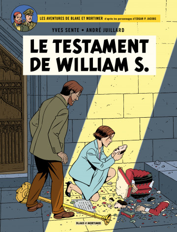 Le Testament de William S. - Tome 24 | André Juillard