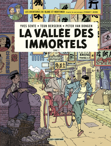 La Vallée des Immortels - Tome 1 - Menace sur Hong Kong - Tome 25 |