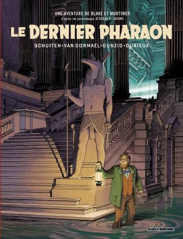 Le Dernier Pharaon - Autour de Blake & Mortimer | François Schuiten