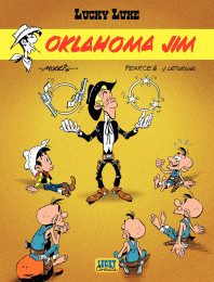 T37 - Lucky Luke (Lucky Comics)