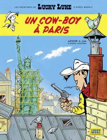 Un cow-boy à Paris - Tome 8 | Jul
