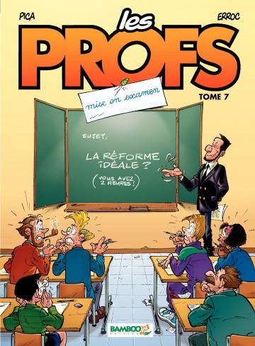 Mise en examen - Tome 7 | Pica