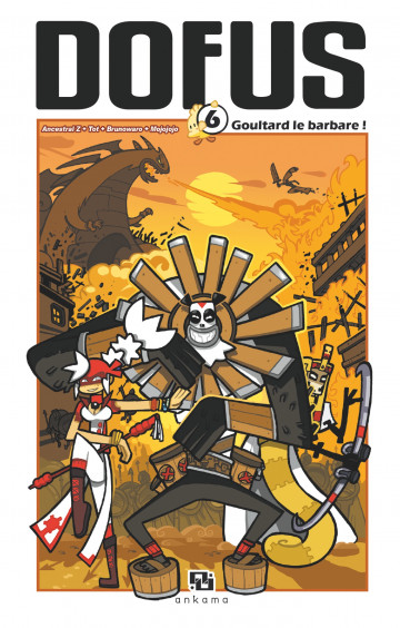 Goultard le Barbare - Tome 6 | Tot