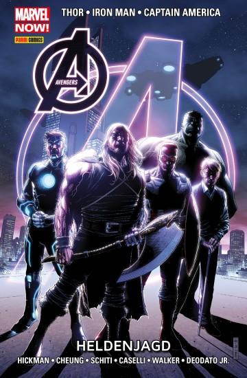Marvel Now Pb Avengers V 6 6 Heldenjagd A Lire En Ligne
