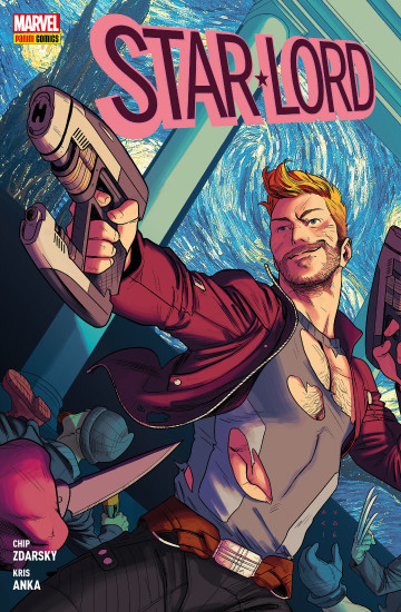 Star-Lord - Chip Zdarsky