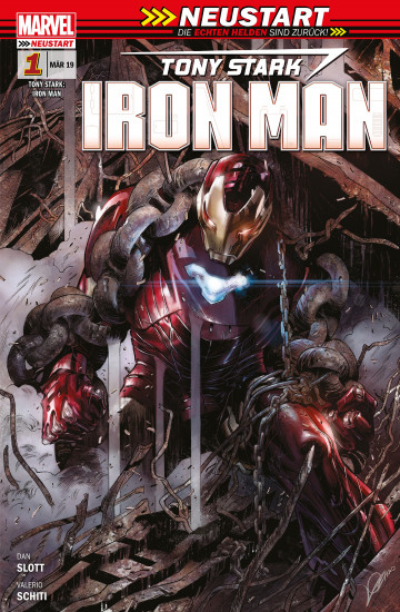 Tony Stark: Iron Man - Dan Slott