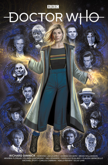 Doctor Who - Jody Houser