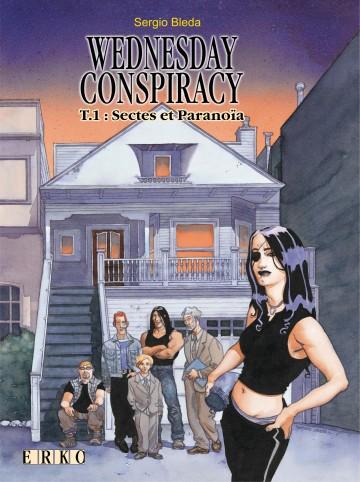 Wednesday Conspiracy - Sergio Bleda