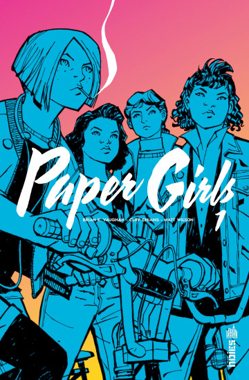 Paper Girls - Brian K. Vaughan
