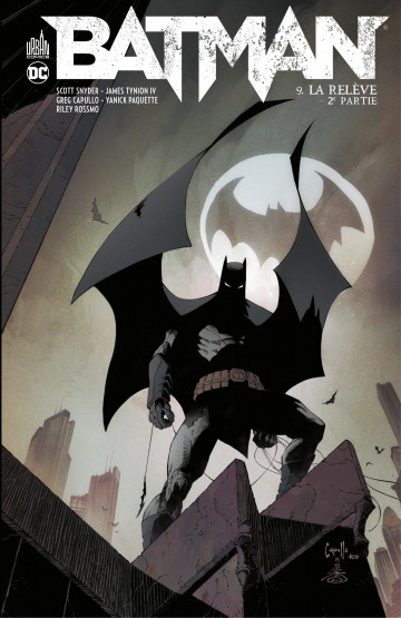 Batman - Scott Snyder