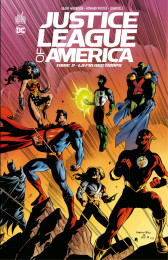 T2 - Justice League of America