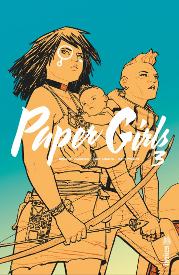 Paper Girls - Cliff Chiang