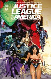 T4 - Justice League of America