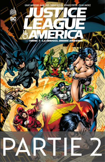 Justice League of America - Grant Morrison