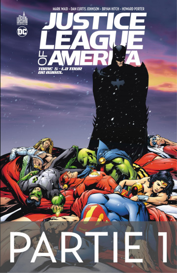Justice League of America - Mark Waid