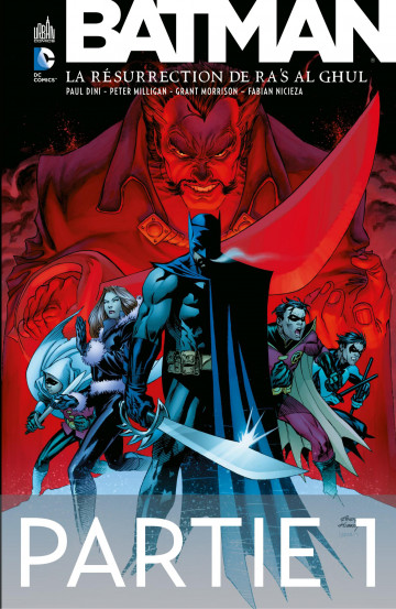 Batman - La résurrection de Ra's al Ghul - Collectif