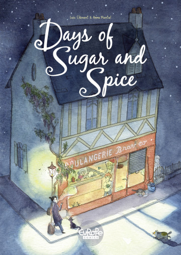 Days of Sugar and Spice - Montel Anne