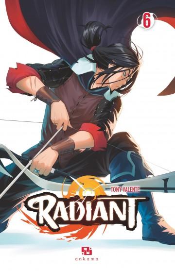 Radiant Tome 6 - Tome 6   Tony Valente