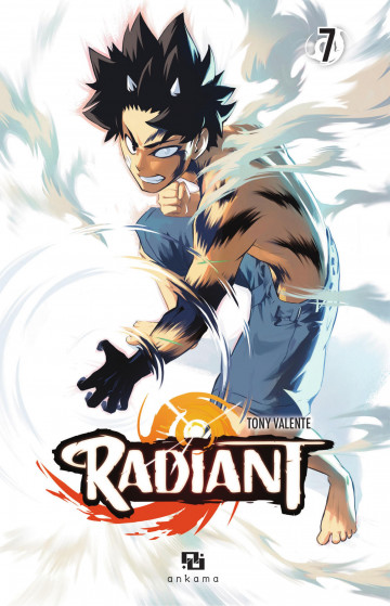 Radiant Tome 7 - Tome 7   Tony Valente