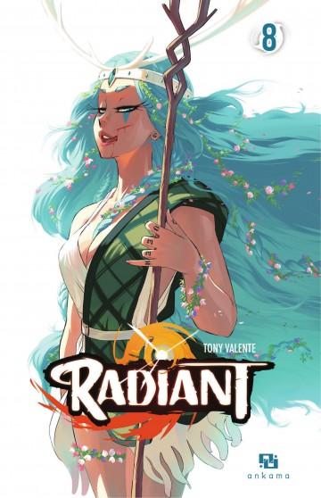 Radiant Tome 8 - Tome 8   Tony Valente