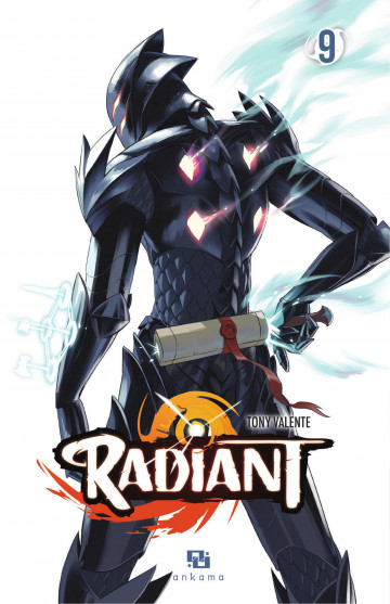 Radiant Tome 9 - Tome 9   Tony Valente
