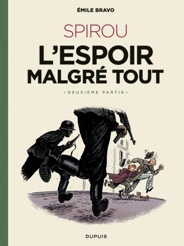 Le Spirou d'Emile Bravo - T.3 - Tome 3 | Bravo