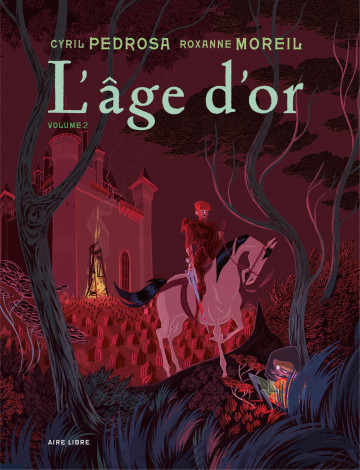 L'âge d'or - Tome 2 - Tome 2 | Pedrosa
