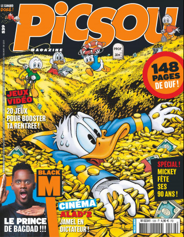 Picsou Magazine - Collectif