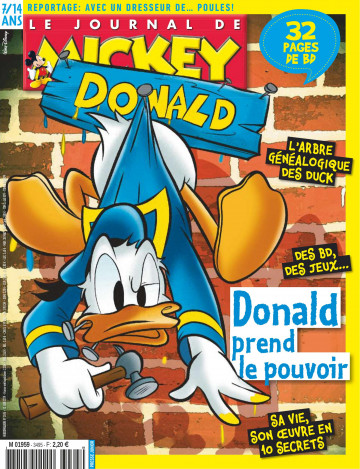 Le Journal de Mickey - Collectif