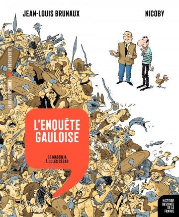 L'enquête gauloise - Tome 2 | NICOBY