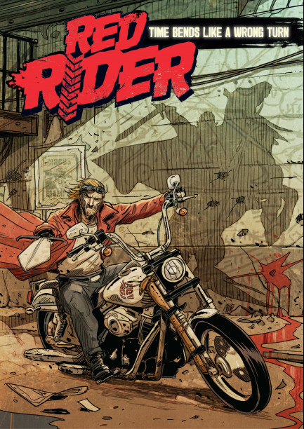 Red Rider How Red was born