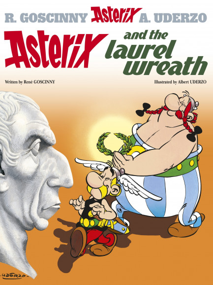 Asterix Asterix: Asterix and the Laurel Wreath