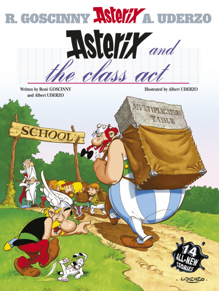 Asterix Asterix: Asterix and the Class Act