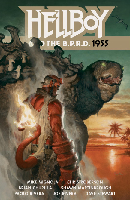 Hellboy and the B.P.R.D. Hellboy and the B.P.R.D.: 1955