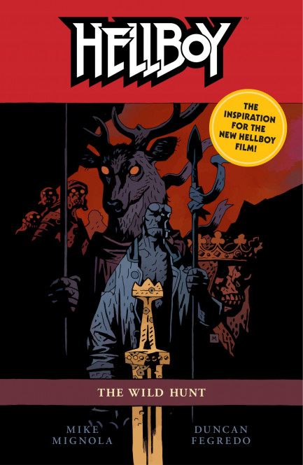 Hellboy Hellboy: The Wild Hunt (2nd Edition)