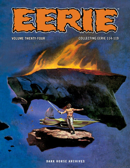 Eerie Archives Eerie Archives Volume 24