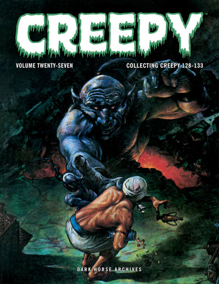 Creepy Archives Creepy Archives Volume 27