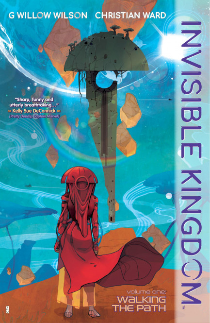 Invisible Kingdom Invisible Kingdom Volume 1