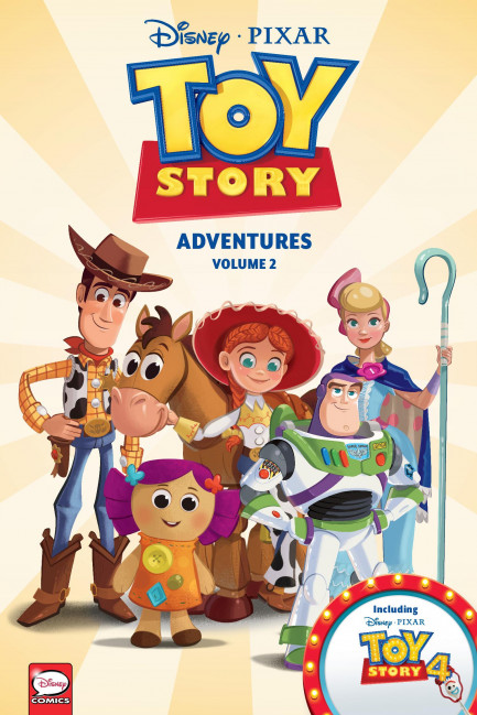Disney•PIXAR Toy Story Disney•PIXAR Toy Story Adventures Volume 2