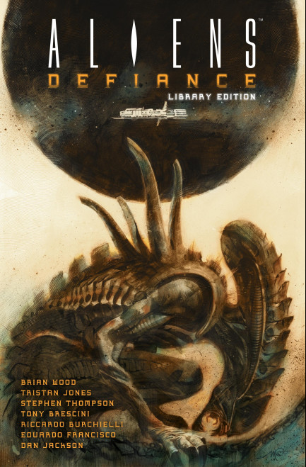 Aliens Aliens: Defiance Library Edition