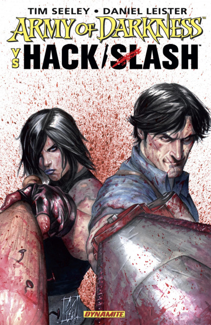 Army of Darkness Army of Darkness vs. Hack/Slash