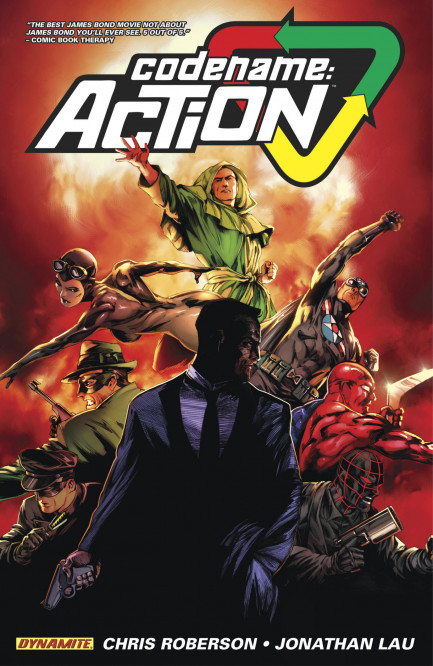 Codname: Action Codename: Action Vol. 1