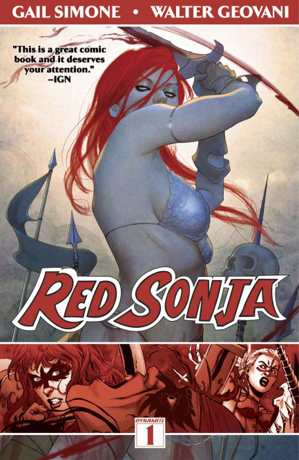 Red Sonja Red Sonja Vol. 1: Queen of Plagues