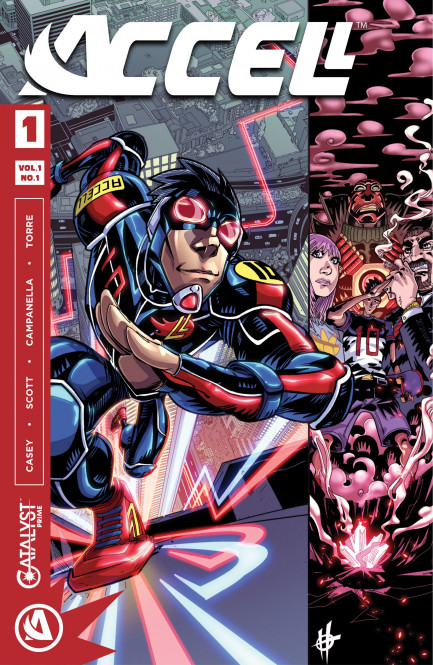 Catalyst Prime: Accell Accell No. 1