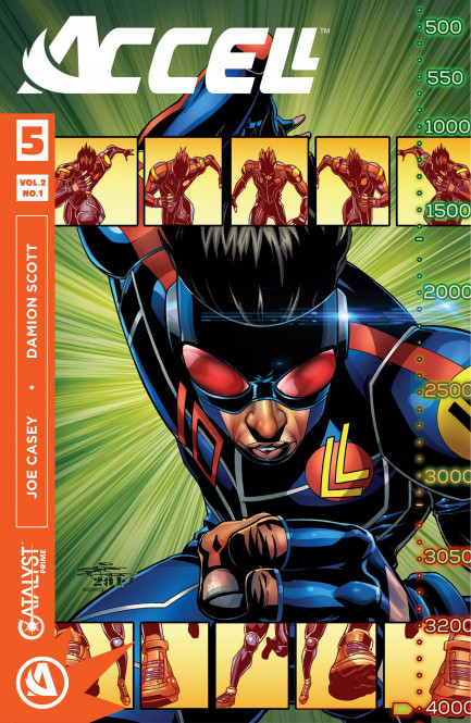 Catalyst Prime: Accell Accell No. 5