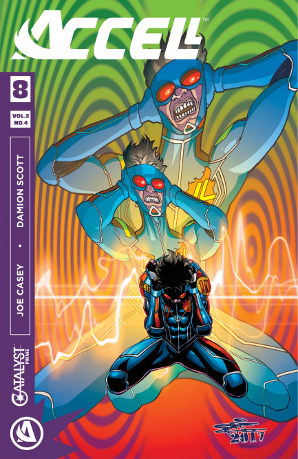 Catalyst Prime: Accell Accell No. 8