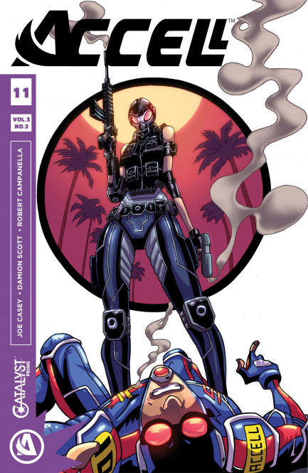 Catalyst Prime: Accell Accell No. 11