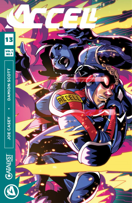 Catalyst Prime: Accell Accell No. 13